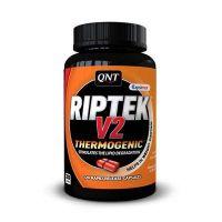 QNT Riptek V2 Θερμογενές Συμπλήρωμα Για Κάψιμο Λίπους 120 Κάψουλες