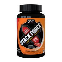 QNT Stack Force T2 Ενεργοποιητής Μεταβολισμού 100 Κάψουλες