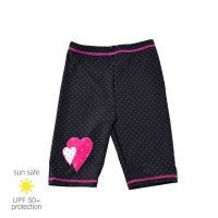 UV Sun Clothes Αντηλιακά Ρούχα UVA & UVB Μαύρο Σορτσάκι Minnie Mouse 3-4 ετών 98-104cm