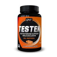 QNT Testek Ενισχυτής Τεστοστερόνης 120 Κάψουλες