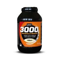 QNT 3000 Muscle Mass Συμπλήρωμα Διατροφής Για Αύξηση Βάρους Με Γεύση Βανίλια 4.5kg