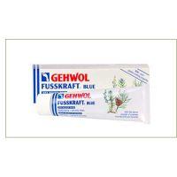 Gehwol Fusskraft Blue Ενυδατική Κρέμα Για Το Ξηρό & Τραχύ Δέρμα Των Ποδιών 75ml