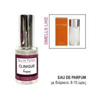 Eau De Parfum For Her Smells Like Clinique Happy 30ml