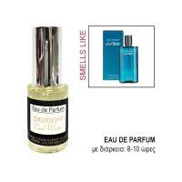 Eau De Parfum For Him Smells Like Davidoff Cool Water 30ml