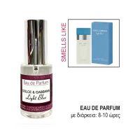 Eau De Parfum For Her Smells Like Dolce & Gabbana Light Blue 30ml