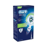 Oral-B Pro 600 CrossAction Ηλεκτρική Οδοντόβουρτσα