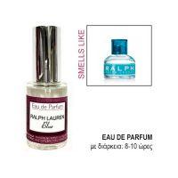 Eau De Parfum For Her Smells Like Ralph Lauren Polo Blue 30ml