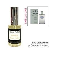 Eau De Parfum For Him Smells Like Prada Milano Infusion Iris 30ml