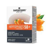 Superfoods Hippophaes Ιπποφαές 50+ 30 κάψουλες