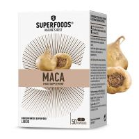 Superfoods Maca 50 κάψουλες