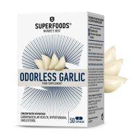 Superfoods Αόσμο Σκόρδο 50 κάψουλες