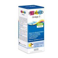 Pediakid Oméga 3 Σιρόπι Ωμέγα-3 με Γεύση Βατόμουρο 125ml