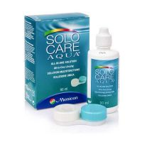 Solocare Aqua All-in-One Solution Υγρό για Φακούς Επαφής 90ml