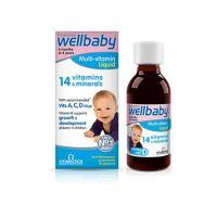 Vitabiotics Wellbaby Πολυβιταμίνη Liquid 150ml