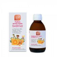 NutraLead Παιδικό Φυτικό Σιρόπι για το Βήχα & τον Ερεθισμένο Λαιμό 200ml