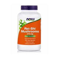 Now Rei-Shi Mushrooms 270mg 100 Veg Capsules