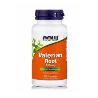 Now Valerian Root 500mg 100 Capsules