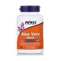 Now Aloe Vera Gels 100 Softgels