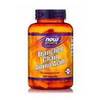 Now Sports Branched Chain Amino Acids 240 Capsules