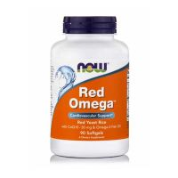 Now Red Omega 90 Softgels