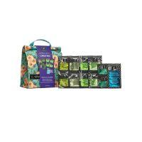Apivita Lunch Box Set Με 5 Express Beauty Μάσκες & Scrub Προσώπου & Δώρο Μάσκα Μαλλιών Ενυδάτωσης Με Υαλουρονικό Οξύ 20ml