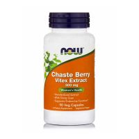 Now Chaste Berry Vitex Extract 300mg 90 Veg Capsules