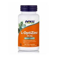 Now L-OptiZinc 30mg 100 Veg Capsules