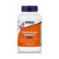 Now Cholesterol Support 90 Veg Capsules