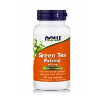 Now Green Tea Extract 400mg 100 Veg Capsules