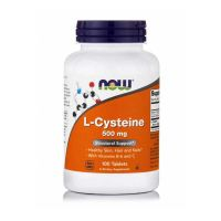 Now L-Cysteine 500mg 100 Tablets