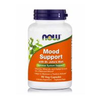 Now Mood Support With St. John's Wort 90 Veg Capsules