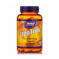 Now Sports LipoTrim 120 Tablets