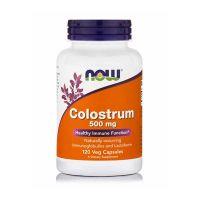 Now Colostrum 500mg 120 Veg Capsules
