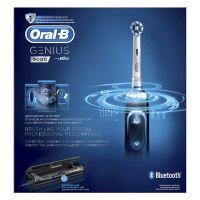 Oral-B Genius 9000 Black Ηλεκτρική Οδοντόβουρτσα & USB Θήκη Ταξιδίου
