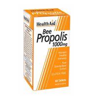 Health Aid Bee Propolis 1000mg 60 ταμπλέτες