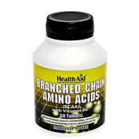 HealthAid Branch Chain Amino Acids + Vitamin B6 60 ταμπλέτες
