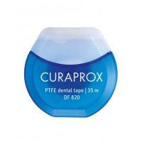 Curaprox DF 820 PTFE Οδοντική Ταινία 35m
