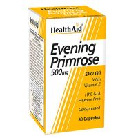 Health Aid Evening Primrose Oil 500mg 30 κάψουλες