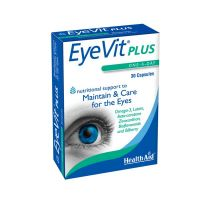 Health Aid EyeVit Plus 30 κάψουλες