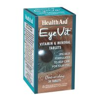 Health Aid EyeVit Plus 30 Prolonged Release Tablets