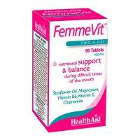 Health Aid FemmeVit PMS 60 ταμπλέτες