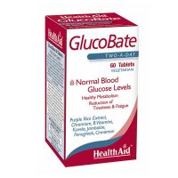 Health Aid GlucoBate 60 ταμπλέτες