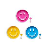 Munchkin Smile 'n Scoop Πιάτο Με Βεντούζα & Εκπαιδευτικό Κουτάλι 9m+
