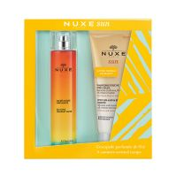 Nuxe Sun Set Με Απολαυστικό Αρωματισμένο Νερό 100ml & Δώρο After Sun Αφρόλουτρο Σώματος/Μαλλιών 200ml