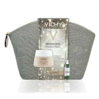 Vichy Set Me Neovadiol Σύμπλοκο Αναπλήρωσης Κρέμα Ημέρας Για Κανονικό-Μικτό Δέρμα 50ml & Δώρο Dercos Nutrients Vitamin A.C.E Σαμπουάν Για Θαμπά & Άτονα Μαλλιά 100ml