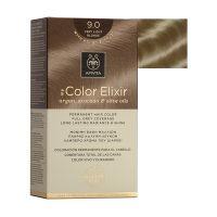 Apivita My Color Elixir Μόνιμη Βαφή Μαλλιών 9.0 Ξανθό Πολύ Ανοιχτό