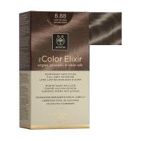 Apivita My Color Elixir Μόνιμη Βαφή Μαλλιών 8.88 Ξανθό Ανοιχτό Έντονο Περλέ