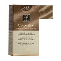 Apivita My Color Elixir Μόνιμη Βαφή Μαλλιών 9.38 Ξανθό Πολύ Ανοιχτό Μελί Περλέ