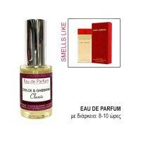 Eau De Parfum For Her Smells Like Dolce & Gabbana Classic 30ml