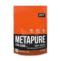 QNT Metapure Zero Carb Απομονωμένη Πρωτεΐνη Ορού Γάλακτος Με Γεύση Belgian Chocolate 480g